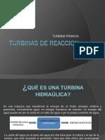 Turbinas de Reaccion