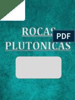 Rocas Plutonicas