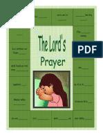 lords prayer board game