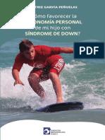 Autonomia Personal Sindrome de Down