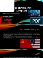 La historia del internet.pdf