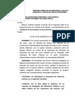 AMPARO DIRECTO EN REVSION 2126-2012 SEGUNDA SALA.doc