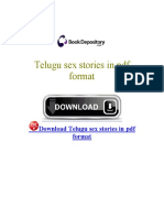 Telugu Sex Stories in PDF Format