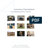 Mechanical Engineering Guide