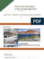 Airport Airway System Development