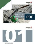 GEOBRUGG Rockfall Drape Attenuator May 2019