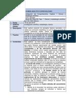 Resumen Metodologico APA
