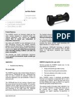 Sensirion Gas Flow SGM7001 Datasheet V2.2