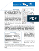 UN District Profile of Dhanusha 2015