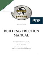 Building Erection Manual