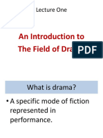 an introduction to drama.ppt