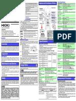 Manual Usuario Hioki_3293-50