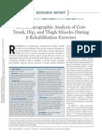 5 EMG 9 Rehabilitation Exercises