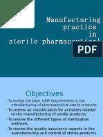 Manufacturing Practice