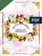 Buku Pengajian & Do'a Pernikahan