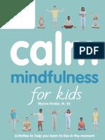 Calm_ Mindfulness for Kids - DK Publishing (2019)