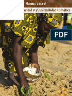 Manual para el Análisis de vulnerabilidad y capacidad climática (CVCA). Por CARE Internacional (Manual)