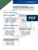 Horario 1er Cuatrimestre 2013-14