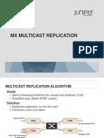 Appendix 1 Mx Mcast Replication Limits