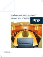 In Cg Performance Evaluation of Boards and Directors Noexp