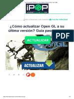 【 ACTUALIZAR OPENGL 】▷ Para Tarjetas Gráficas Nvidia _ Intel _ AMD