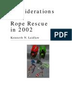 Rope Rescue 2002