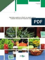 Livro - Agricultura Orgânica No Brasil