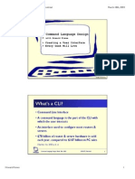 Cli Design Heuristics Slides