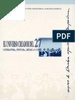 el-universo-creador-del-27--literatura-pintura-musica-y-cine.pdf