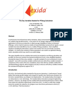 White Paper Key Variables Needed for PFDavg Calculation Feb 2018 Rev2.1