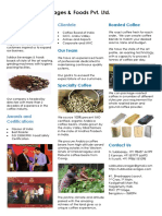 Subbus Brochure
