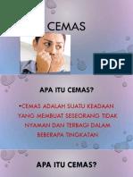 CEMAS definition