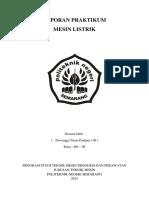 LAPORAN PRAKTIKUM MESIN LISTRIK II.docx