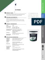 Dulux Trade Ecosure Plaster Primer