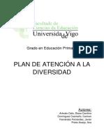 Aspectos Didacticos Plan de Atención a La Diversidad