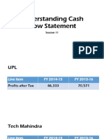 Introducing Cash Flow Statement