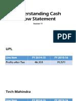 Introducing Cash Flow Statement