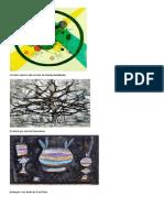 Círculos Dentro Del Círculo de Vasily Kandinsky