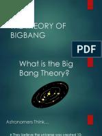 The Theory of Bigbang.ppt
