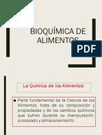 Bioquimica Alimentos 6to semestre