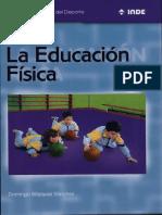 Educación Física Libro
