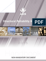 Structural Reliability Handbook 2015