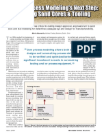 Article - Designing Sand Cores and Tooling