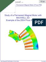 Maxwell 2D V14 Training- Prius