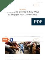 Fundraising Events_ 5 Key Ways to Engage Your Community _ Operation Warm