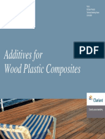 Additives for Wood Plastic Composites 2009-090420