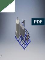 Esamble Completo Isometrico proyecto