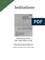 Blue Book of meditations 1989 Reprint - 5.5 x 8.5.Doc
