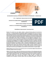 Contexto Do Gerenciamento de Documentos Digitais Recordkeeping Informatics