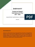 draft nict plan 2017-2021